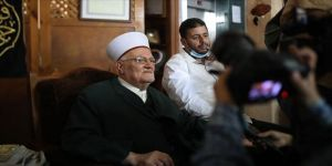 Mescid-i Aksa İmamı Sabri'den İsrail-BAE anlaşmasına tepki