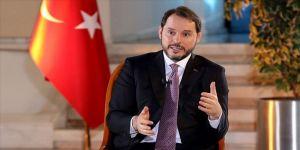 Hazine ve Maliye Bakanı Albayrak: Türkiye, Sanayi Üretimi Endeksi'ndeki artışla Avrupa sıralamasında ilk sırada yer aldı