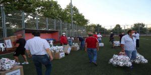 Belediyeden amatör futbol kulüplerine destek