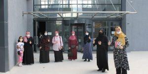 Yeniden refah partisi kadın kolları etkinlikler gerçekleştirdi