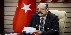 YÖK Başkanı Saraç: Öğretmenlik programlarının ders, müfredat ve kredilerine yükseköğretim kurumları karar verecek