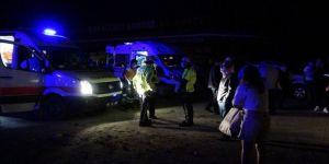 Afyonkarahisar'da yolcu otobüsü şarampole düştü: 30 yaralı