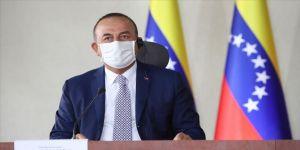 Dışişleri Bakanı Çavuşoğlu: Türkiye, Venezuela'nın iyi ve kötü gün dostudur
