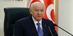MHP Genel Başkanı Bahçeli: Biden'ın sözleri hem demokrasi düşmanlığı hem darbeciliktir