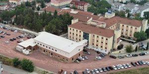 Yeni Devlet Hastanesi'nin inşaatı hızla devam ediyor