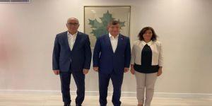 Çakır'a Gelecek Partisi'nde üst düzey görev