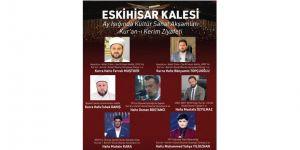 Ayasofya-i Kebir Cami-i İmam Hatipleri Gebze'ye geliyor