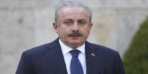 TBMM Başkanı Şentop'tan Giresun'daki selde yaşamını yitirenlerin yakınlarına başsağlığı mesajı