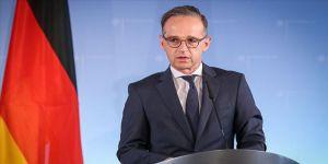 Almanya Dışişleri Bakanı Maas'tan Yunanistan ve Türkiye'ye diyalog çağrısı
