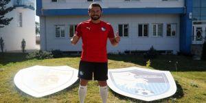 Erzurumspor'un yeni transferi Kaan Kanak: Erzurumspor lige renk katan kulüplerden biri