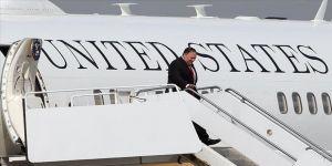 İsrail ile Sudan arasındaki ilk resmi uçuşu ABD Dışişleri Bakanı Pompeo yaptı
