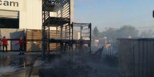 Gebze Pelitli'de yangın !