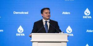 DEVA Partisi Genel Başkanı Ali Babacan, Kovid-19 testinin pozitif çıktığını duyurdu