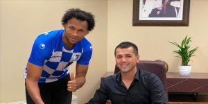 Erzurumspor'un yeni transferi Arturo Mina Kovid 19'a yakalandı