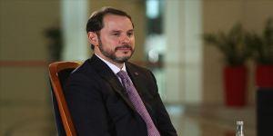 Hazine ve Maliye Bakanı Albayrak: Türkiye enerji bağımlılığı anlamında yeni bir çağın sürecini başlattı