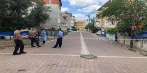 Darıca'da bir sokak ve üç bina karantinaya alındı