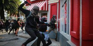 ABD'de siyahi cinayet zanlısının intiharı sokakları karıştırdı