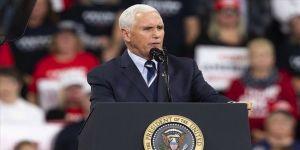 ABD Başkan Yardımcısı Pence Cumhuriyetçi Parti Kurultayında polise destek verdi
