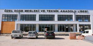 Eskişehir'de 'istihdam garantili' meslek lisesine yoğun ilgi