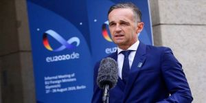 Almanya Dışişleri Bakanı Maas: Doğu Akdeniz'deki ihtilafta diplomatik çözüme ihtiyaç var