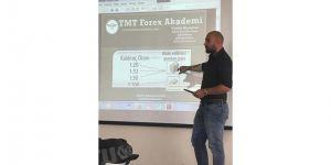 Mithat Tuncel Yaşar Üniversitesi Finans Bölümü Öğrencilerine Forex'i Anlattı