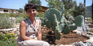 Kadın girişimci hayallerine 'yerli tohum'la ulaştı