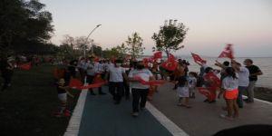 CHP Darıca 30 Ağustos'u coşkuyla kutladı