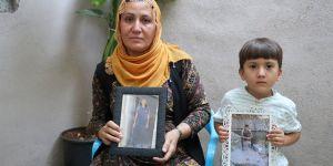 Siirtli aile dağa götürülen çocuklarının yolunu 6 yıldır gözlüyor