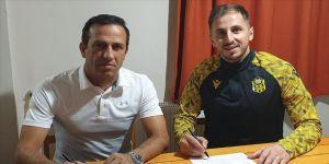 Yeni Malatyaspor Zeki Yavru'yu transfer etti