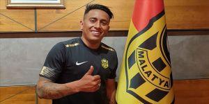 Yeni Malatyaspor'un yeni transferi Cueva: Kulübümüzü en yükseğe taşımak için savaşacağız