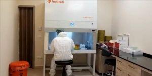 Edirne Devlet Hastanesi Moleküler PCR laboratuvarı kurulan ikinci basamak ilk devlet hastanesi oldu