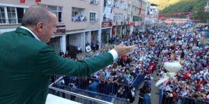 Sağlık Bakanı Koca'ya Cumhurbaşkanı Erdoğan'ın Giresun mitingi soruldu