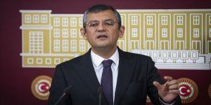 CHP Grup Başkanvekili Özgür Özel, gündemi değerlendirdi