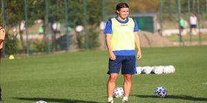 Trabzonspor'un Norveçli oyuncusu Trondsen: İyi ve kaliteli takım olduğumuzu düşünüyorum