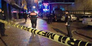 Kocaeli barlar sokağında  silahlı saldırı