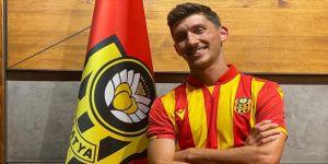 Yeni Malatyaspor'un yeni forveti Topalli: Ligi üst sıralarda bitireceğiz