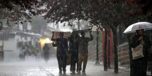 Vatandaşlara Önemli Uyarı ! Dört İlimizde Kuvvetli Yağış Bekleniyor