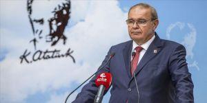 CHP Sözcüsü Öztrak: Doğu Akdeniz'de milletimizin hak ve hukukunu koruyacak her türlü diplomatik girişimi destekleriz