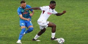 Hazırlık maçında Trabzonspor, Çaykur Rizespor'u 4-3 yendi