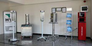 Türk şirketi virüsleri 4 dakikada yok edebilen uygun fiyatlı cihaz üretti