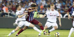 Trabzonspor sahasında açılış maçlarında iyi sonuçlar alıyor