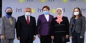 Samsun Bağımsız Milletvekili Usta İYİ Parti'ye katıldı
