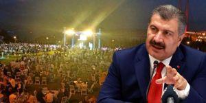 Sağlık Bakanı Fahrettin Koca'ya Cemil Yaman'ın Oğlunun Düğünü Soruldu