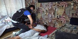 Bursa'da uyuşturucu satıcılarına 'şafak' operasyonu