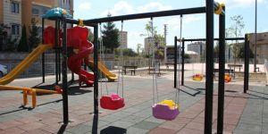 Gebze'de iki mahalleye yeni park