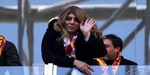 Kayserispor Kulübü Başkanı Berna Gözbaşı'dan forvet transferi müjdesi