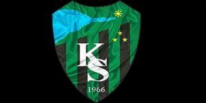Kocaelispor kongresinde logo tartışması!