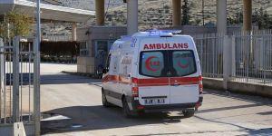Suriye'nin kuzeyinde Türk Kızılay aracına saldırı: 1 şehit, 1 yaralı