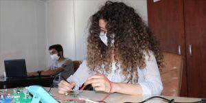 Kastamonu'da üniversiteli öğrenciler bilim ve teknolojiyle 'memleket kazansın' istiyor