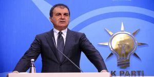 AK Parti Sözcüsü Çelik, Suriye'nin kuzeyinde Türk Kızılay ekibine yönelik silahlı saldırıyı kınadı